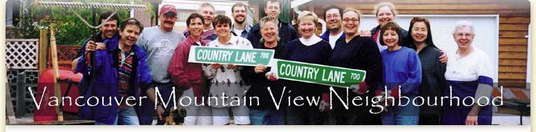 Vancouver Mountain View Neighbourhood